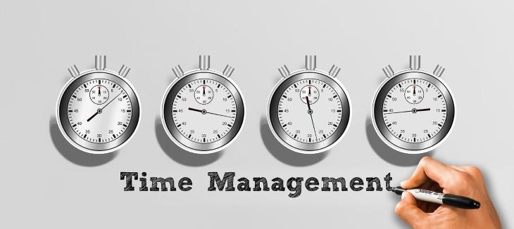Zeit Management auf der Arbeit