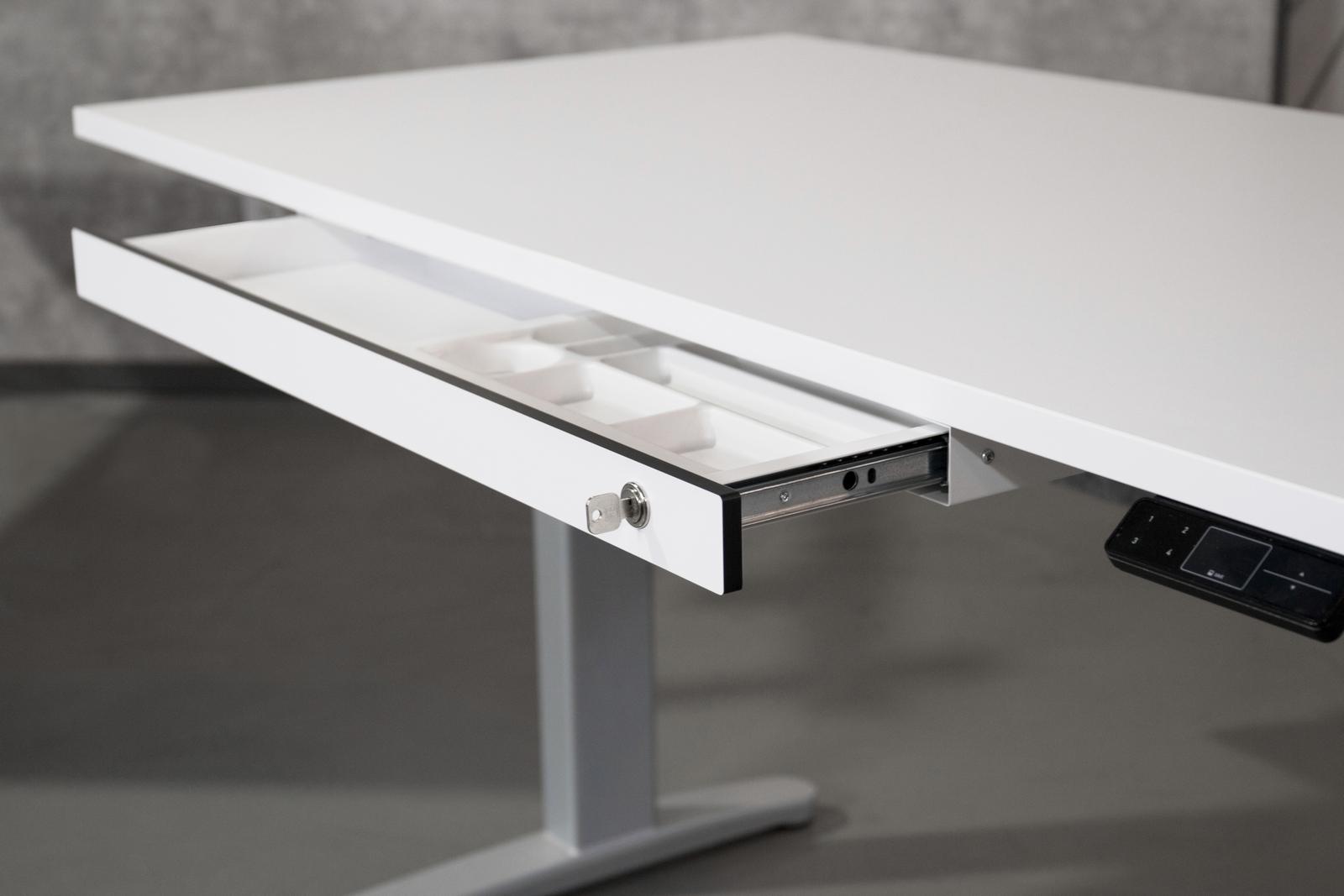 b m unterbauschublade f r schreibtisch 1 schublade ablage schreibzeug einsatz ebay. Black Bedroom Furniture Sets. Home Design Ideas