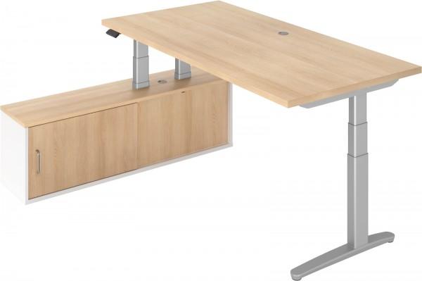 e-Schreibtisch Kombi