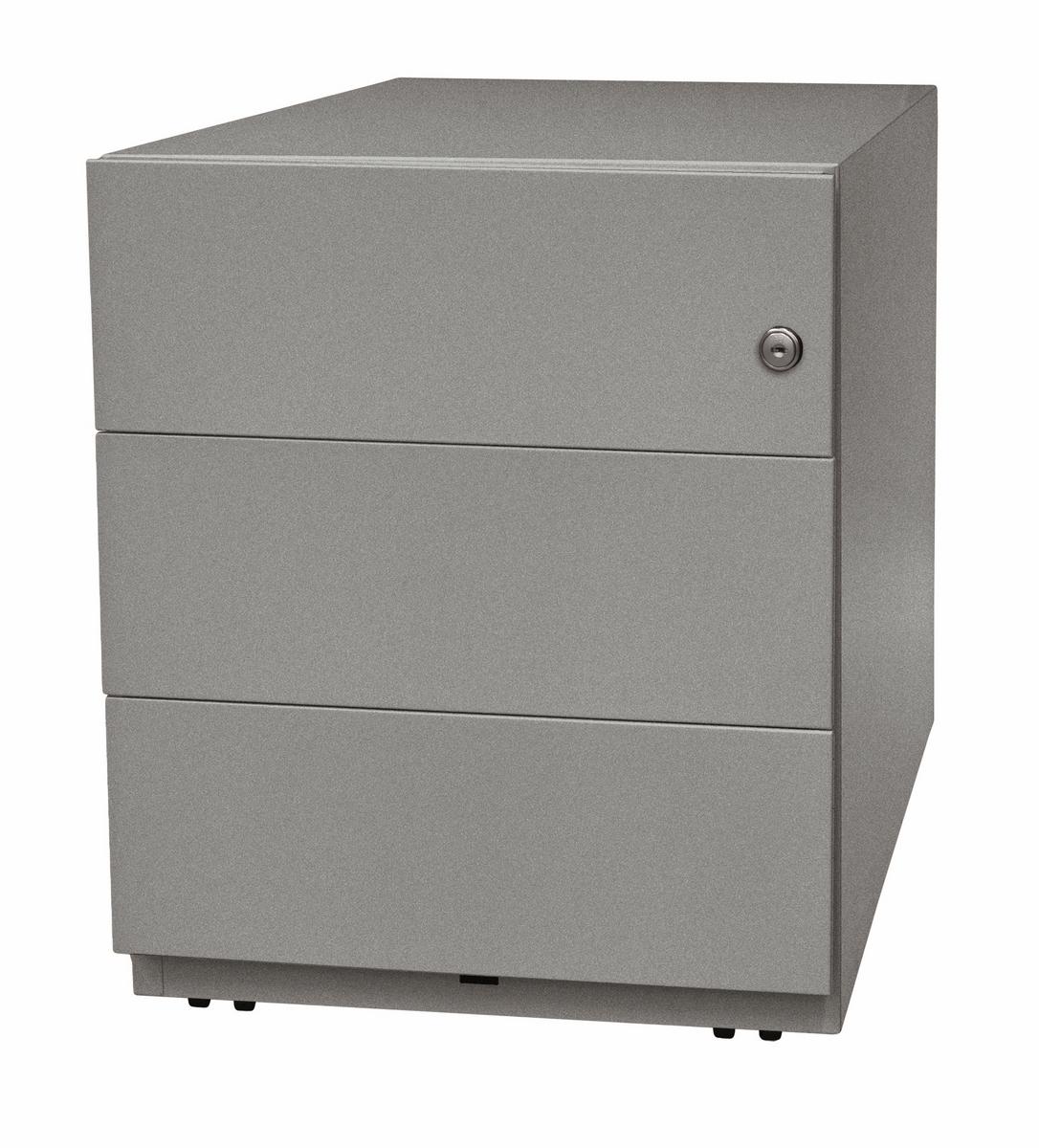 rollcontainer metall b rocontainer tischcontainer schreibtisch container bisley ebay. Black Bedroom Furniture Sets. Home Design Ideas