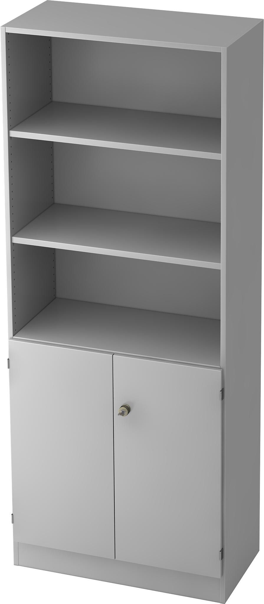 aktenschrank b roschrank regalschrank abschlie bar holz. Black Bedroom Furniture Sets. Home Design Ideas