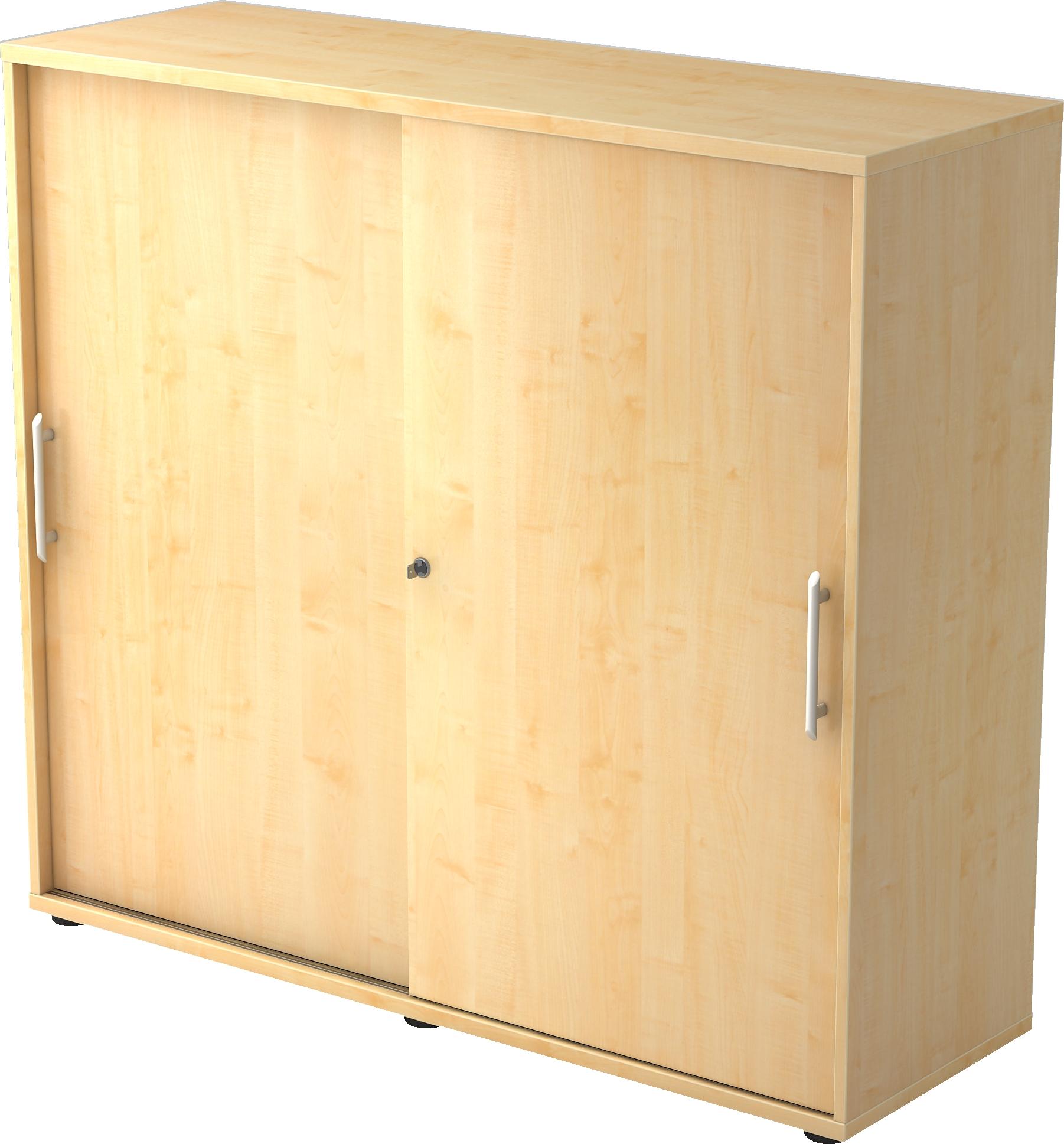 schiebet renschrank b roschrank aktenschrank abschlie bar holz wei buche b m ebay. Black Bedroom Furniture Sets. Home Design Ideas