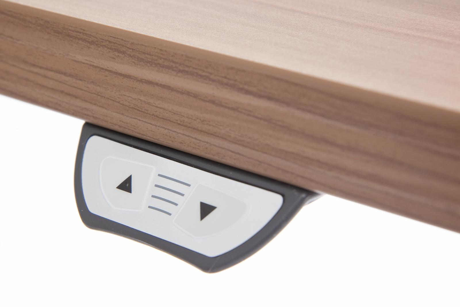 schreibtisch elektrisch h henverstellbar b rotisch b roschreibtisch b m xmst ebay. Black Bedroom Furniture Sets. Home Design Ideas