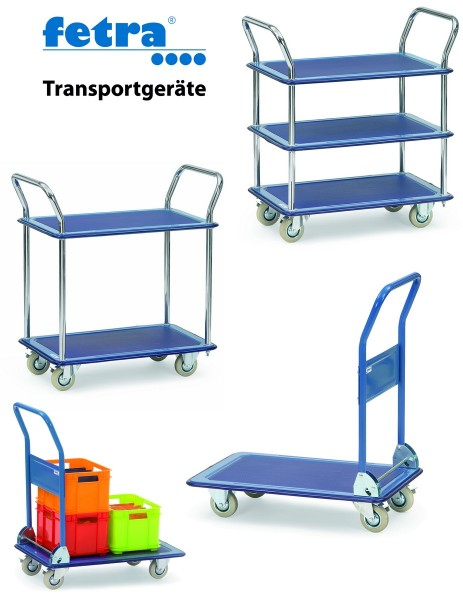 Ganzstahl Transportwagen
