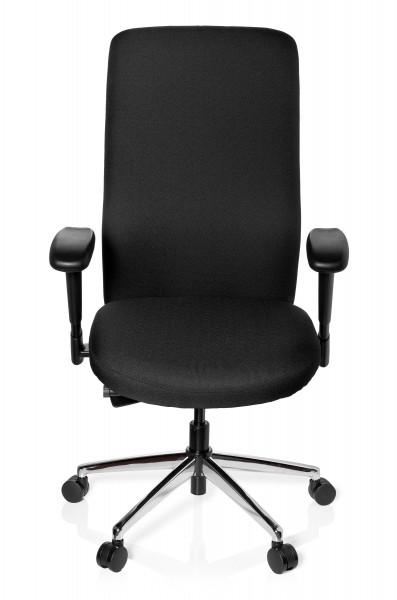Bümö® schwerlast Bürostuhl - Drehsessel Heavy für große Menschen bis 150 kg