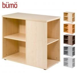 Bümö® Office Anstellcontainer für Schreibtische