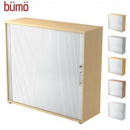 Bümö® Rollladenschrank - Aktenschrank für 3 Ordnerhöhen