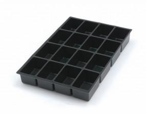 Schubladen Einsatzschale | 16 Fächer