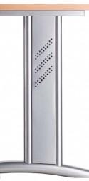 Bümö® Blenden Einliegend für B-Serie Schreibtische
