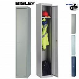Bisley Garderobenschrank Office - 1 Fach | Tiefe 457 mm