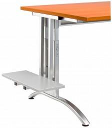 Bümö® PC-Halterung für Schreibtisch-Außenseite