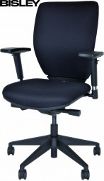 Bisley Seating Bürodrehstuhl Optime mit Polsterrücken