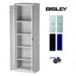 Bisley Universal Flügeltürenschrank - 5 Ordnerhöhen | Breite 60 cm