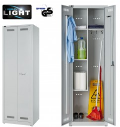 Bisley Allzweckschrank LIGHT für Reinigungsutensilien & Putzmittel