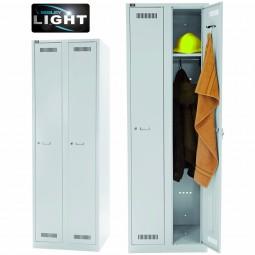 Bisley Garderobenschrank LIGHT - 2 Abteile