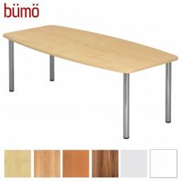 Bümö® Konferenztisch klein - 220 x 103 cm (8 Personen)