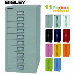 Bisley MultiDrawer™ Schubladenschrank mit 10 Schubladen