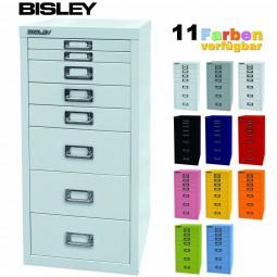 Bisley MultiDrawer™ Schubladenschrank mit 8 Schubladen