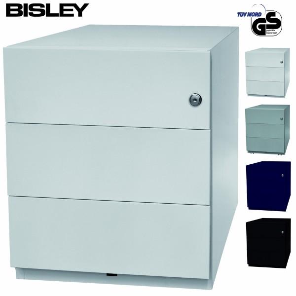 Bisley Note™ Rollcontainer mit 3 Schubladen