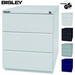 Bisley OBA Rollcontainer mit 3 Schubladen