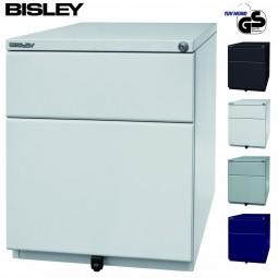 Bisley OBA Rollcontainer mit 2 Schubladen