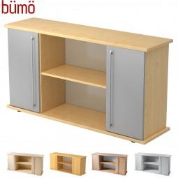 Bümö® Sideboard mit Flügeltüren