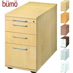 Bümö® Office Standcontainer mit Hängeregister mit Schloss