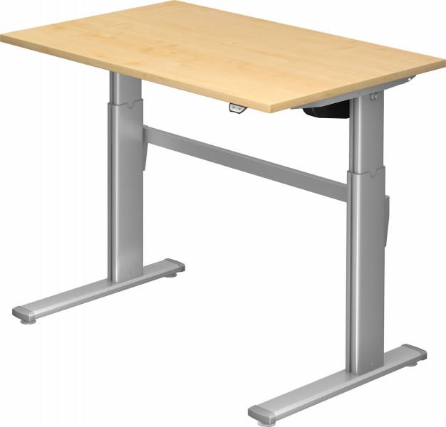 B m ergonomischer sitz steh schreibtisch serie xd in 7 for Ergonomischer schreibtisch