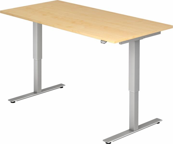 B m ergonomischer sitz steh schreibtisch serie xmst in for Ergonomischer schreibtisch
