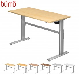 Bümö® ECO ergonomischer Schreibtisch elektrisch höhenverstellbar