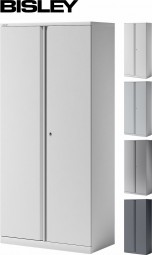 Bisley Essentials Flügeltürenschrank - 5 Ordnerhöhen