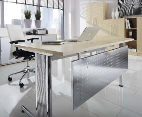 Bümö®-Sichtblende für den Schreibtisch