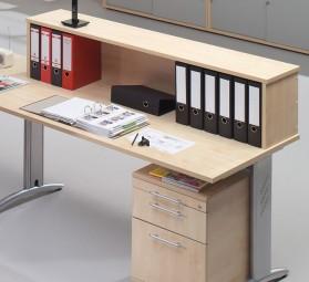 Bümö® Thekenaufsatz für Schreibtische